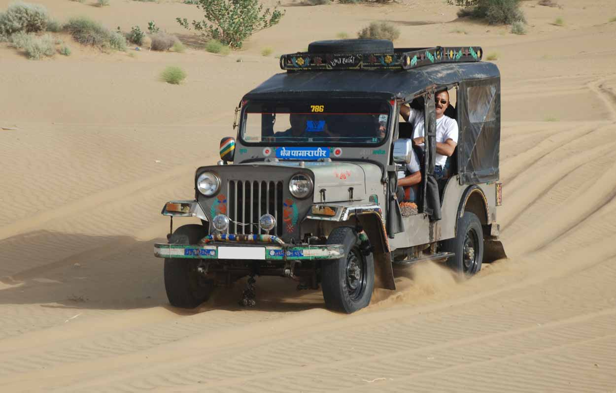 Jaisalmer Jeep safari